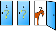 Monty Hall game
